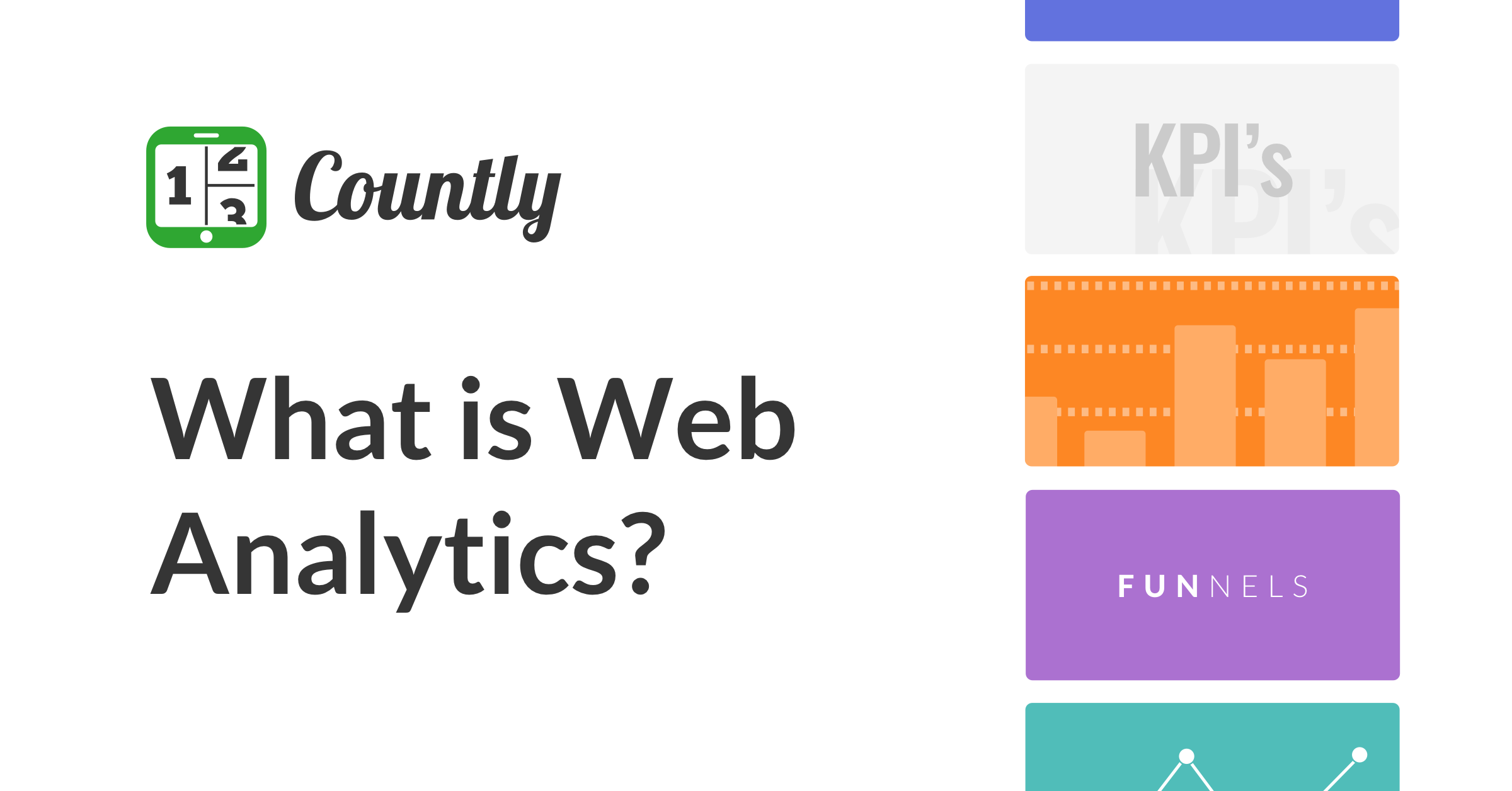 countly what is web analytics